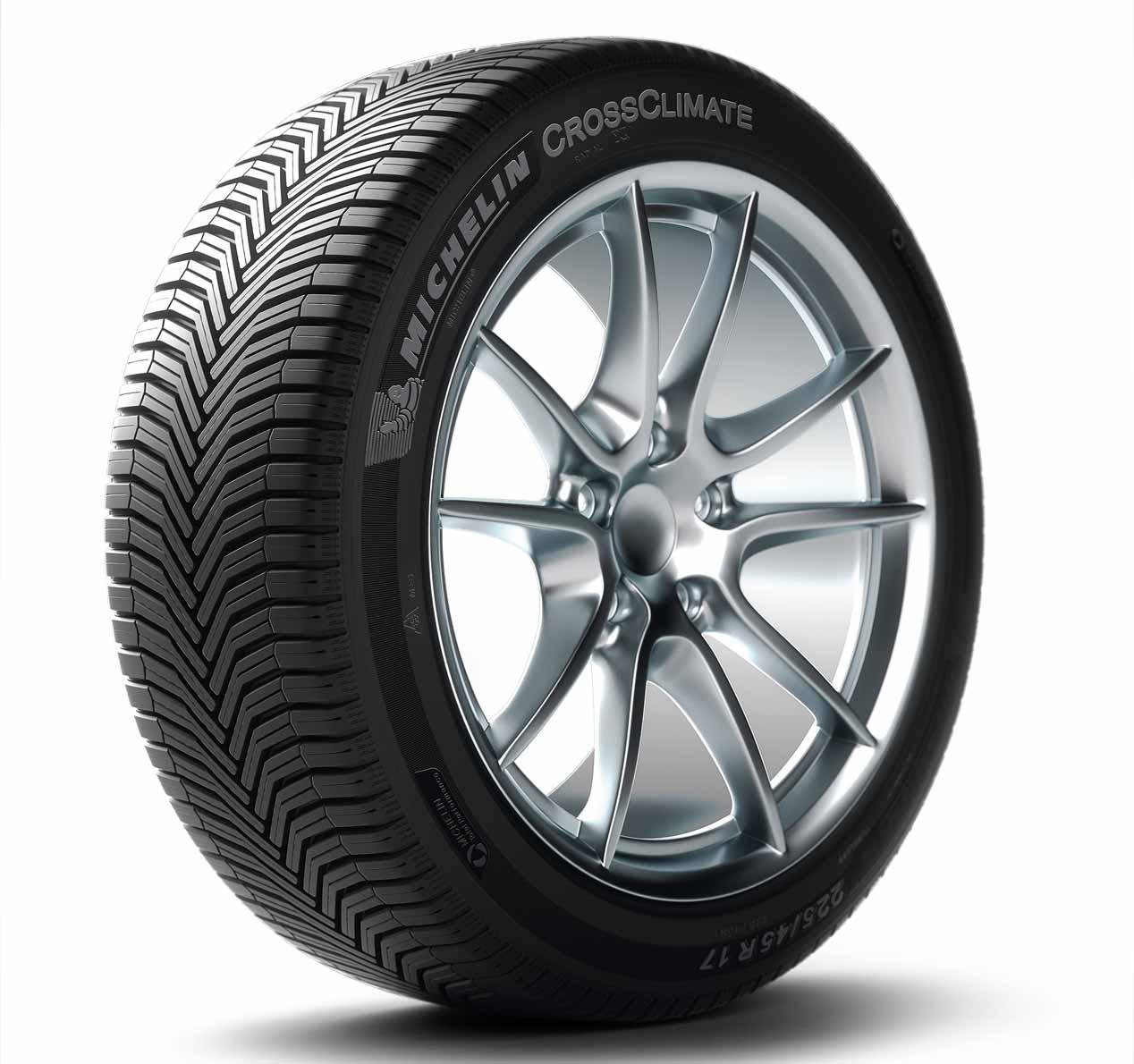 Michelin CrossClimate: el neumático más versátil