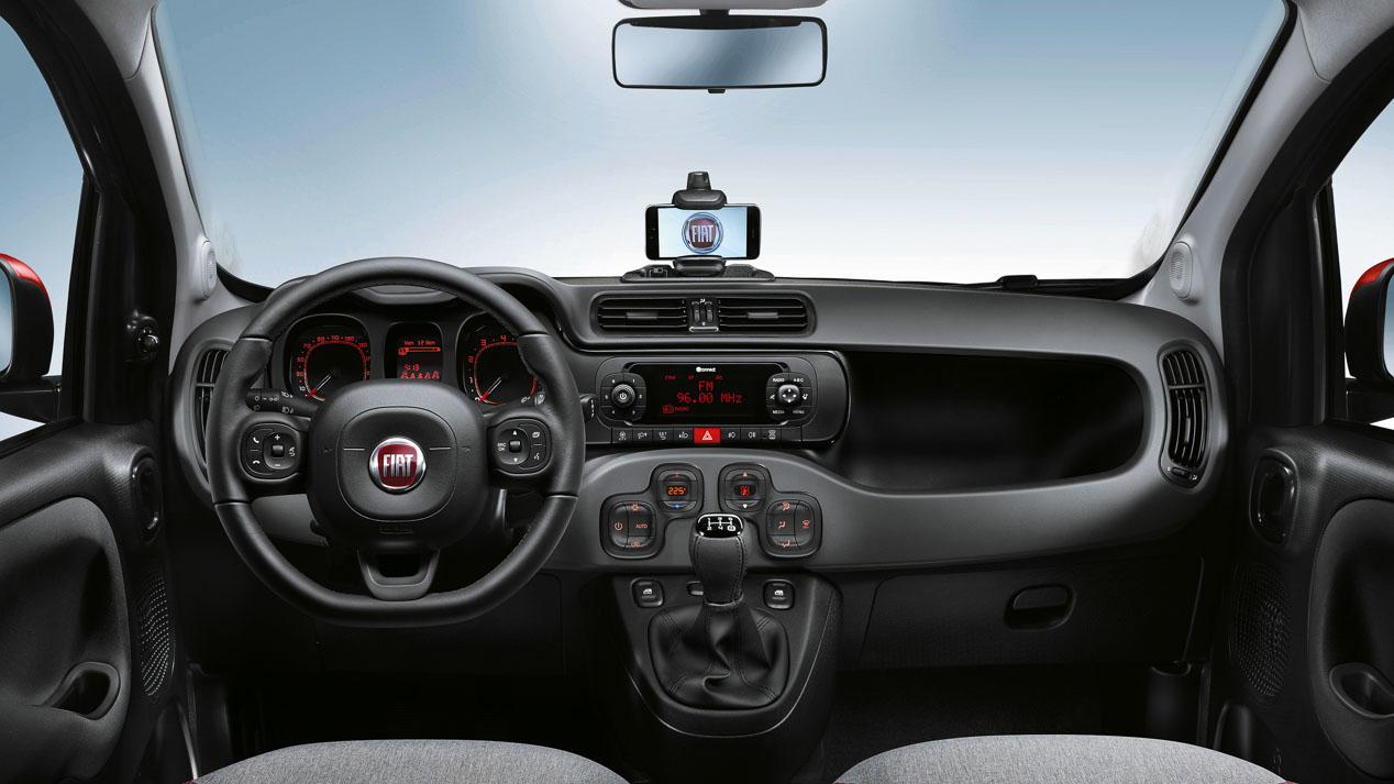 Fiat Panda 2017, sus mejores imágenes