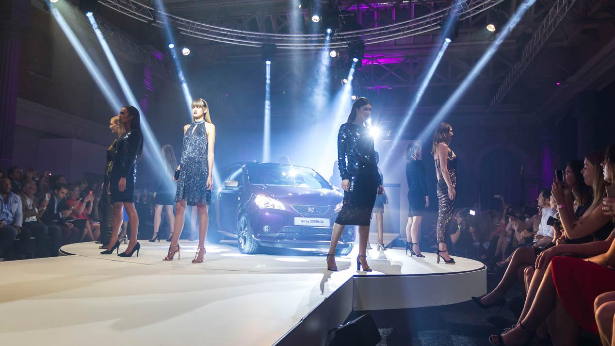Te presentamos el Seat Mii By Cosmopolitan, un coche para mujeres