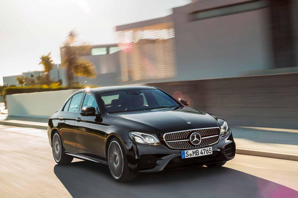 Prueba del Mercedes-AMG E43 4 Matic