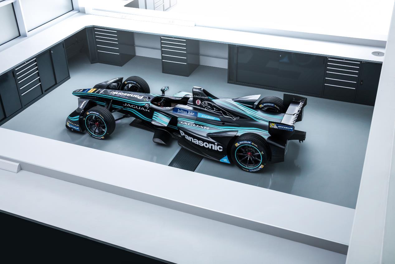 Jaguar regresa al mundo de la competición
