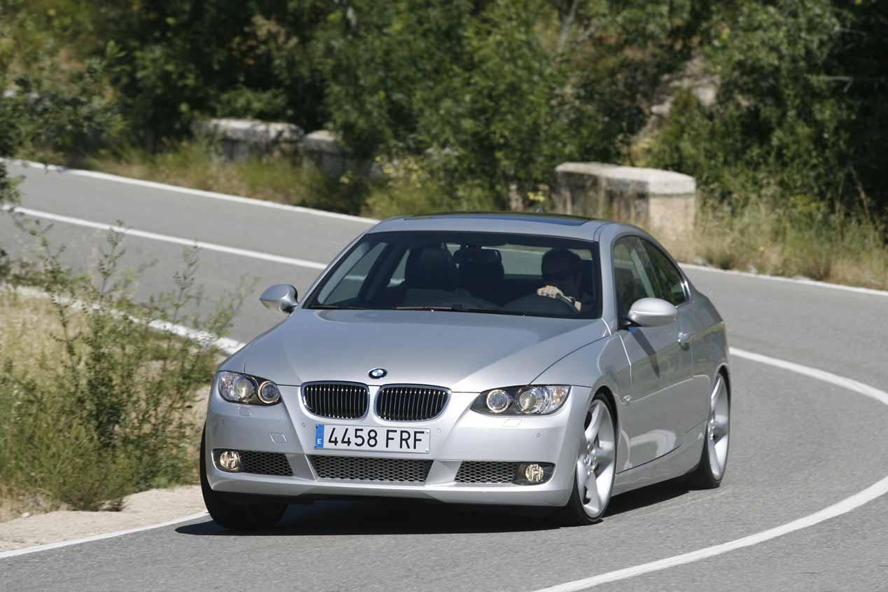 BMW 335i E90 de segunda mano, imágenes