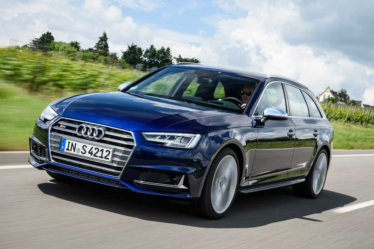 Nuevos Audi S4 y S4 Avant 2017, ya a la venta