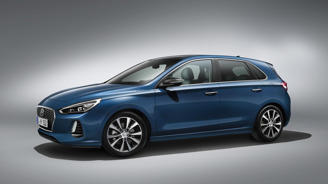 Probamos el nuevo Hyundai i30 de 2017