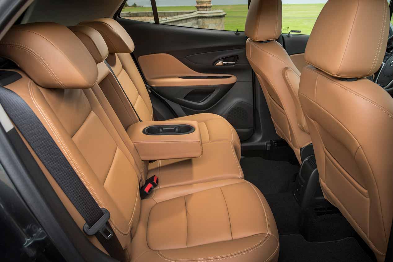 Opel Mokka X 2017: prueba y fotos