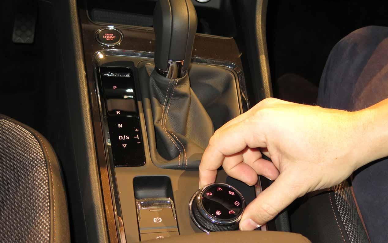 Seat Ateca: tecnología para consumir menos