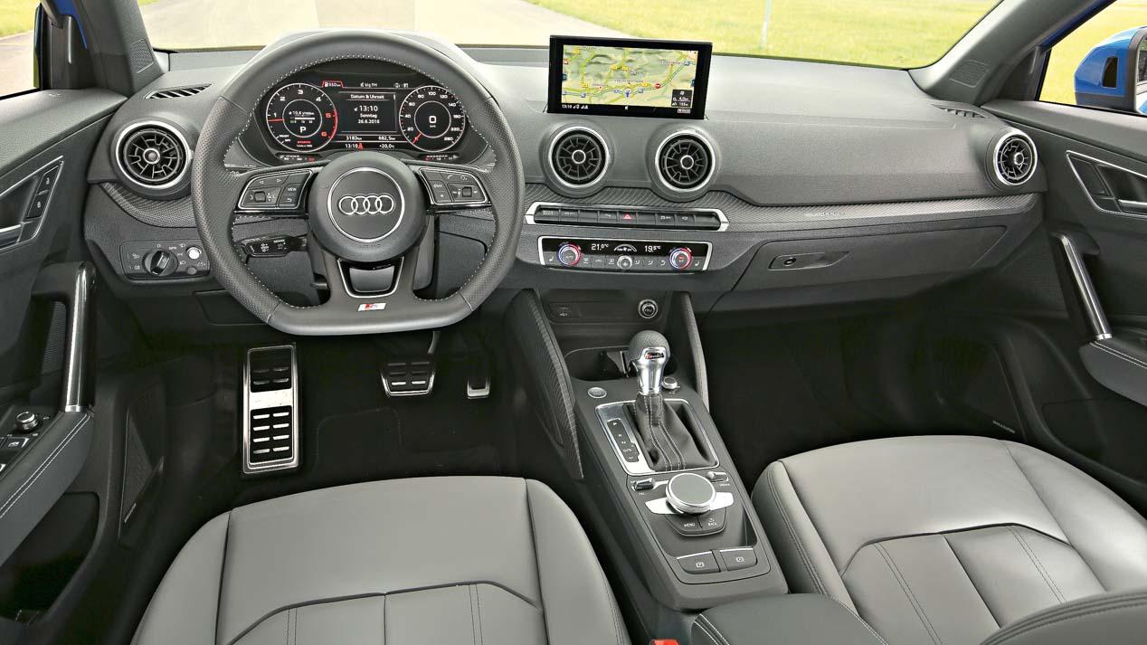 El nuevo Audi Q2, frente al Mercedes GLA y el Mini Countryman
