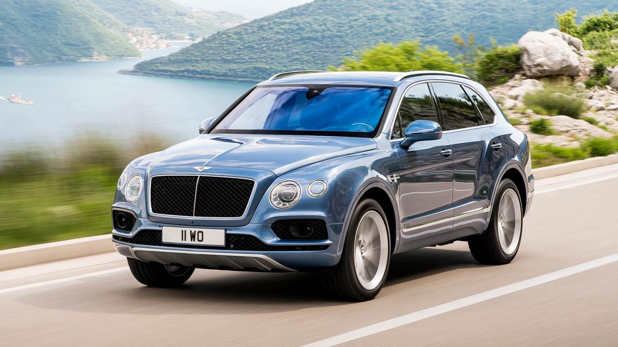 Bentley Bentayga Diesel, el más rápido de su clase