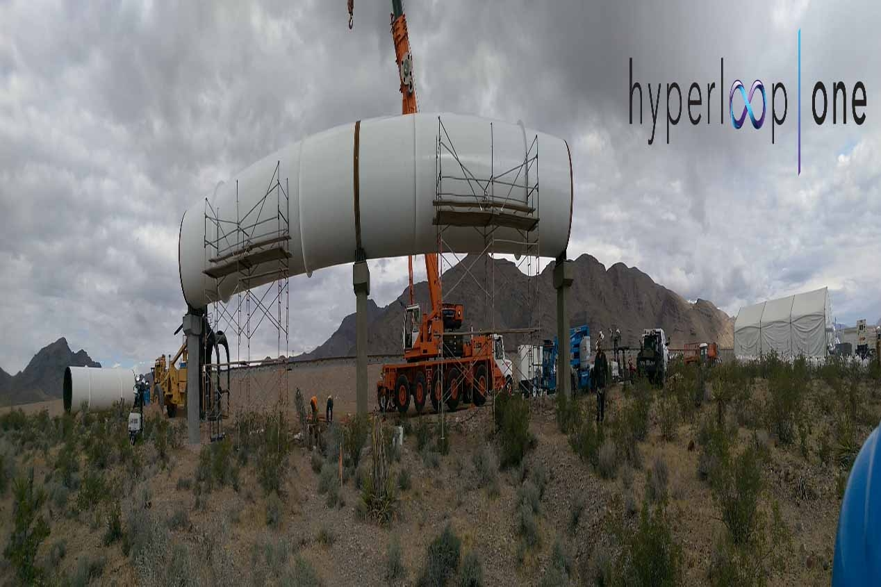 Hyperloop el tren supersónico de 1200 km/h
