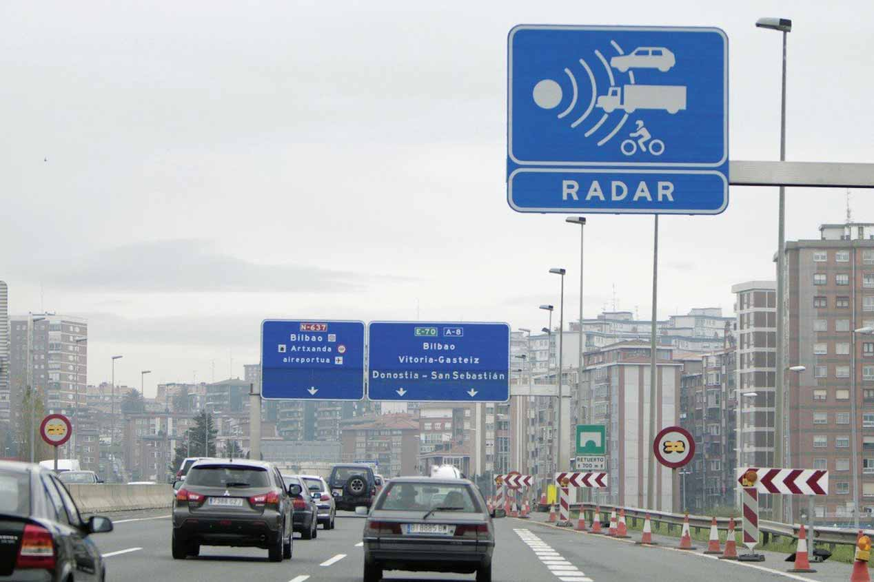 Diferencias entre avisadores, detectores e inhibidores de radar