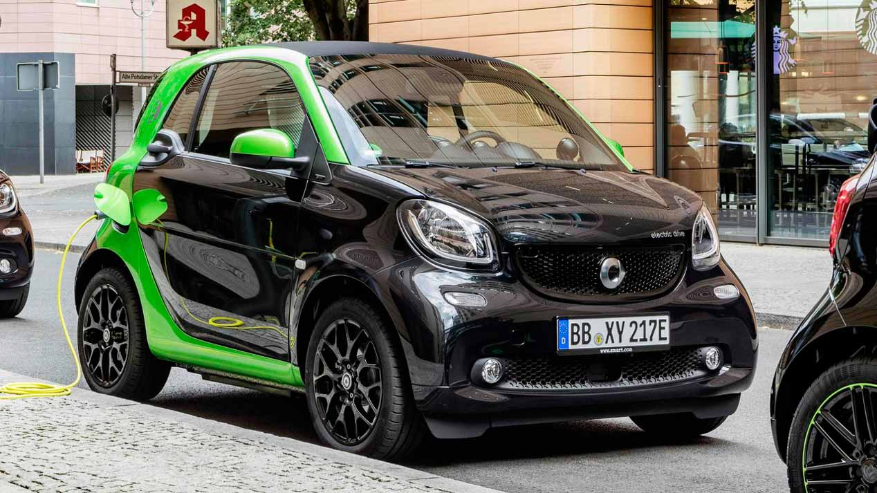 Smart Fortwo Y Forfour El 233 Ctricos 2017 Electrificaci 243 N