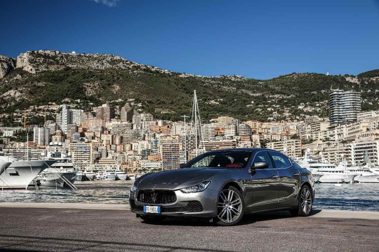 El Maserati Ghibli 2017, a prueba