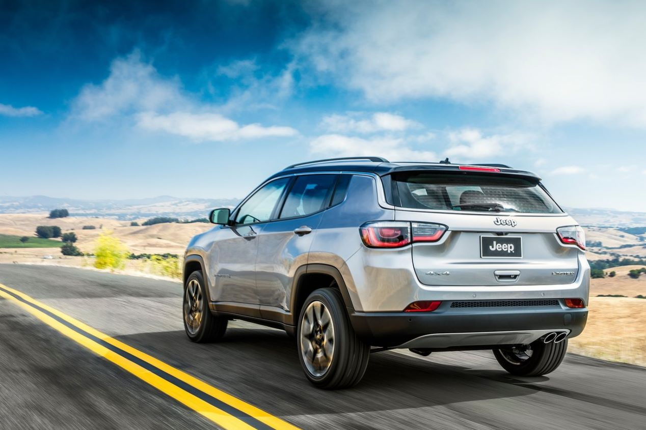 Jeep Compass 2017: así será el nuevo SUV