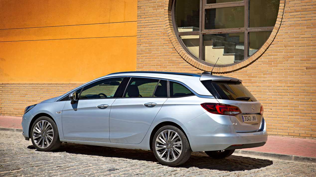 El Opel Astra Sports Tourer 1.6 CDTI, a prueba