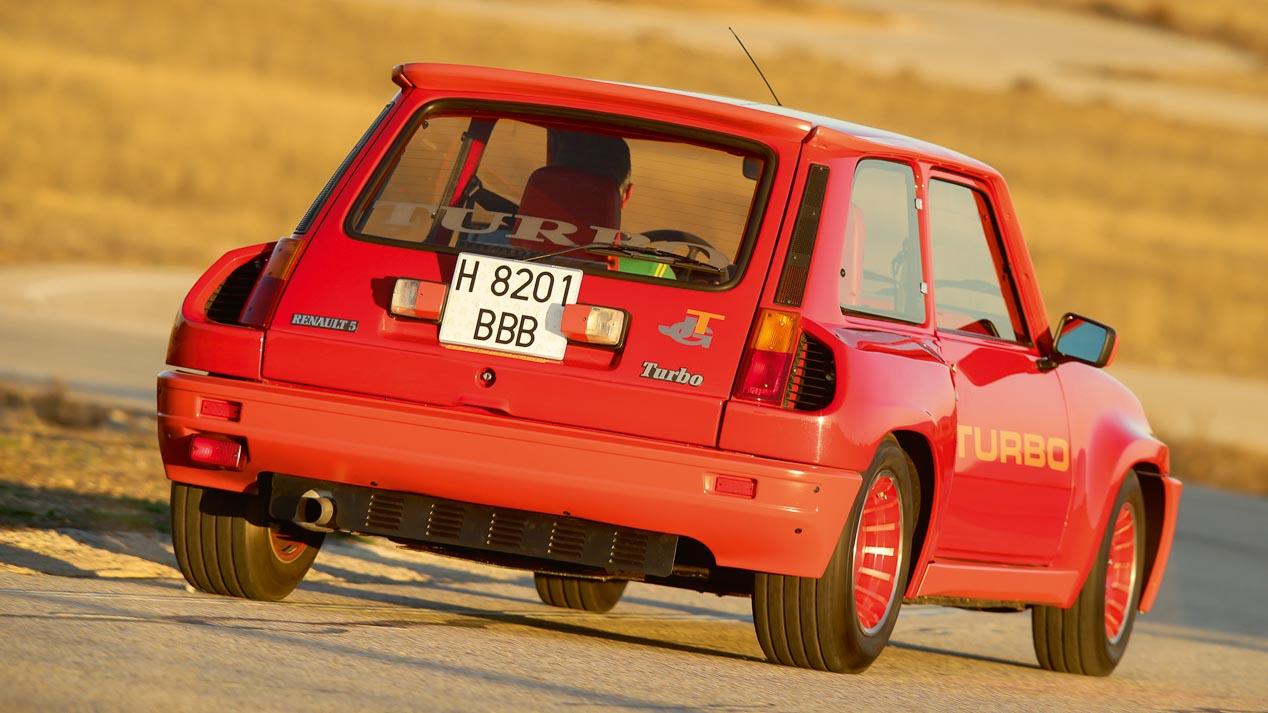 Renault 5 Turbo, Copa Turbo y GT Turbo: tres deportivos míticos
