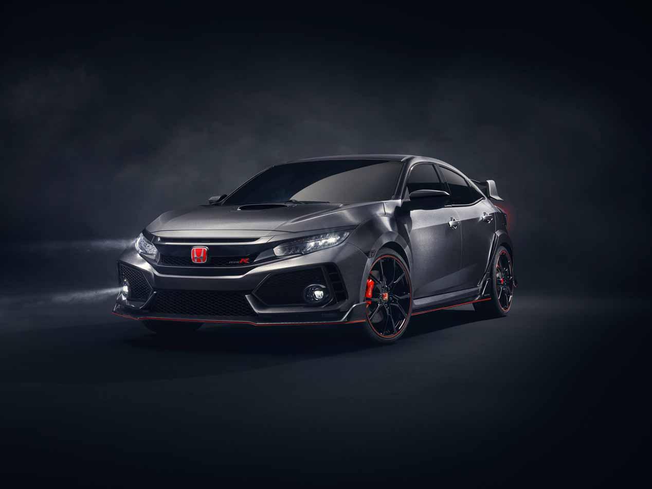 Honda Civic Type-R (prototipo)