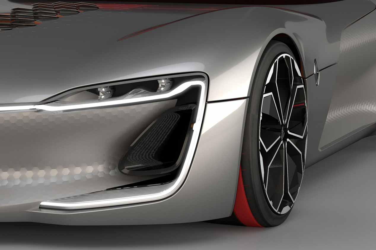Renault Trezor Concept: el futuro de Renault