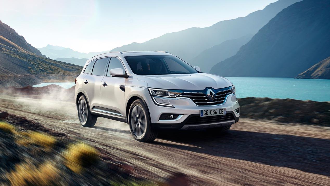 Renault Koleos Initiale Paris, equipamiento de lujo para un SUV