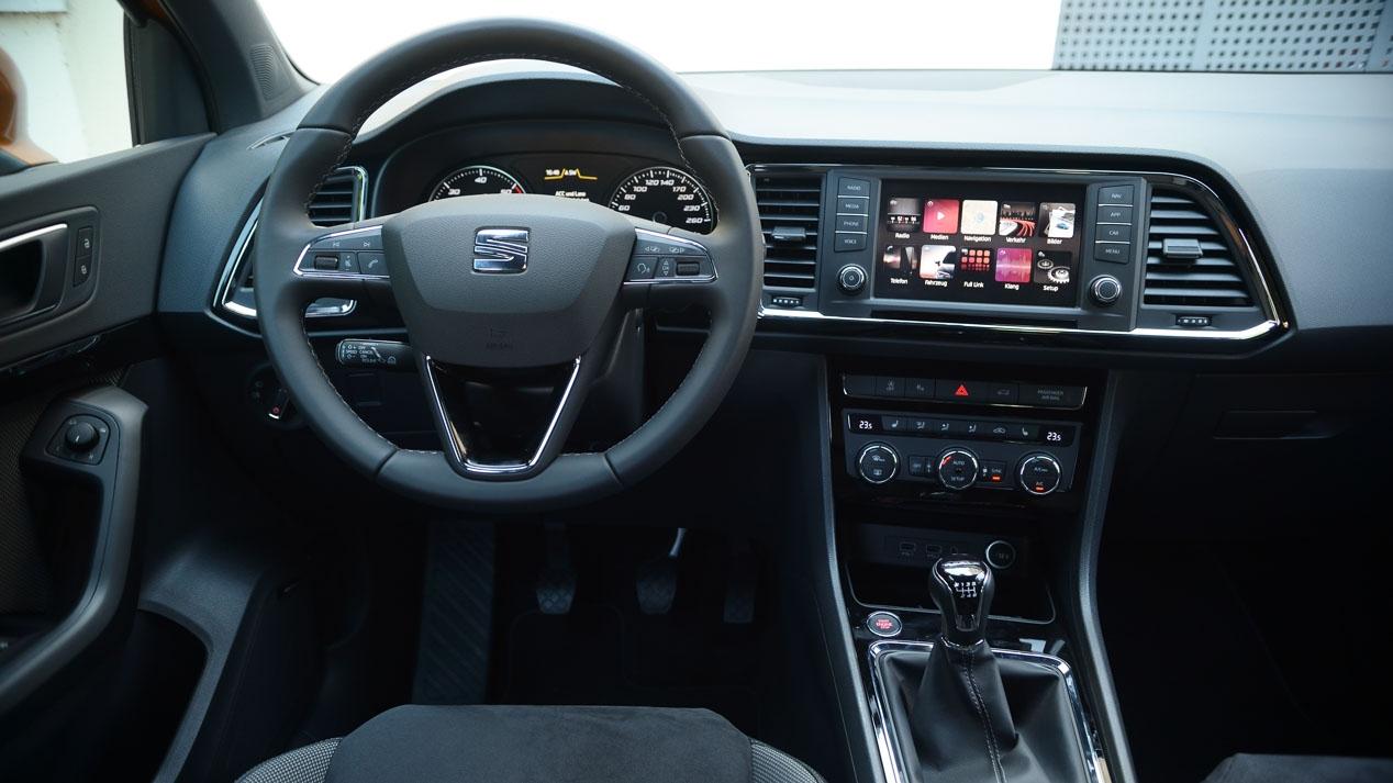 seat ateca 1 4 ecotsi 150 cv  impresiones y consumo real