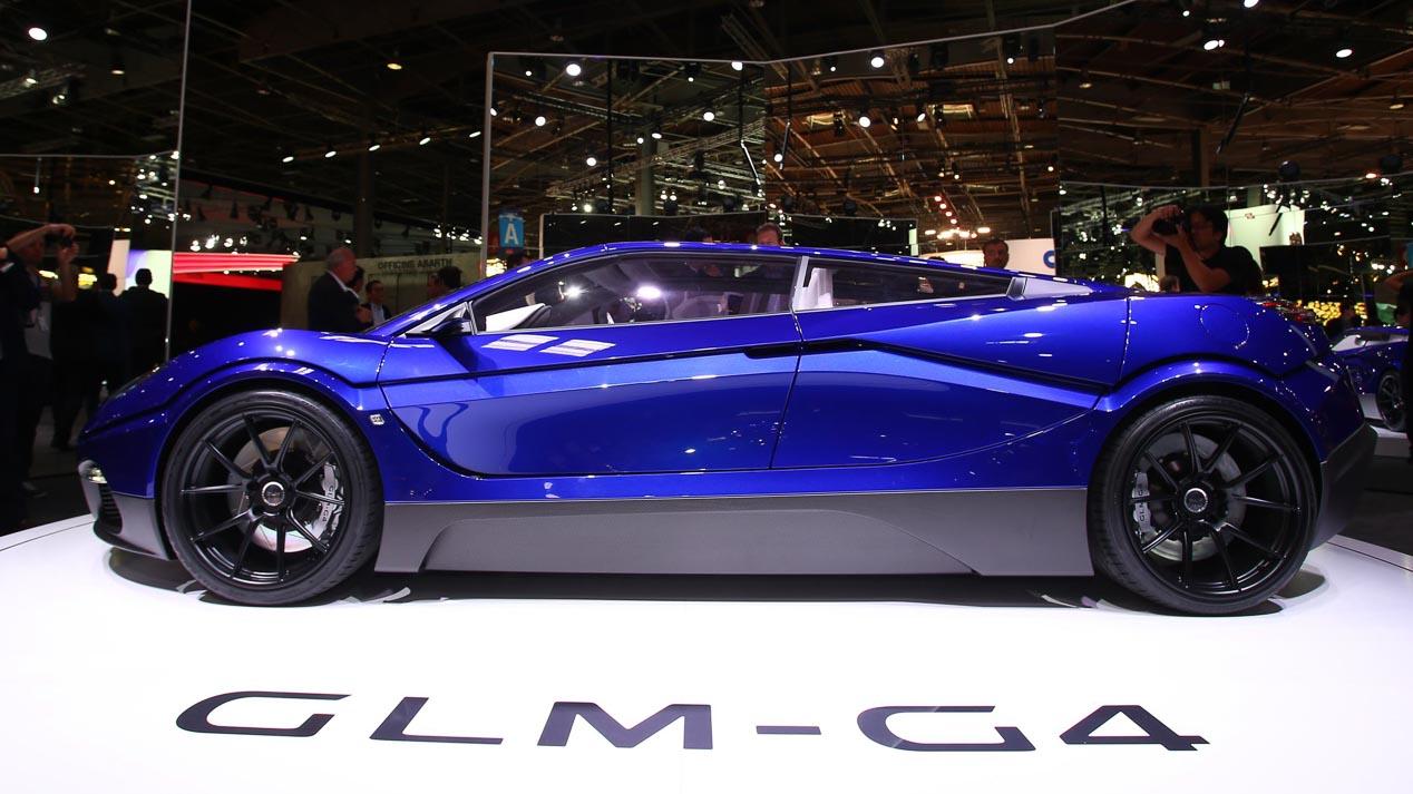 El nuevo Tesla viene de Japón y se llama GLM G4
