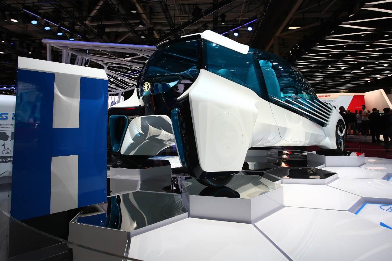 Los coches más ecológicos y eficientes del Salón de París