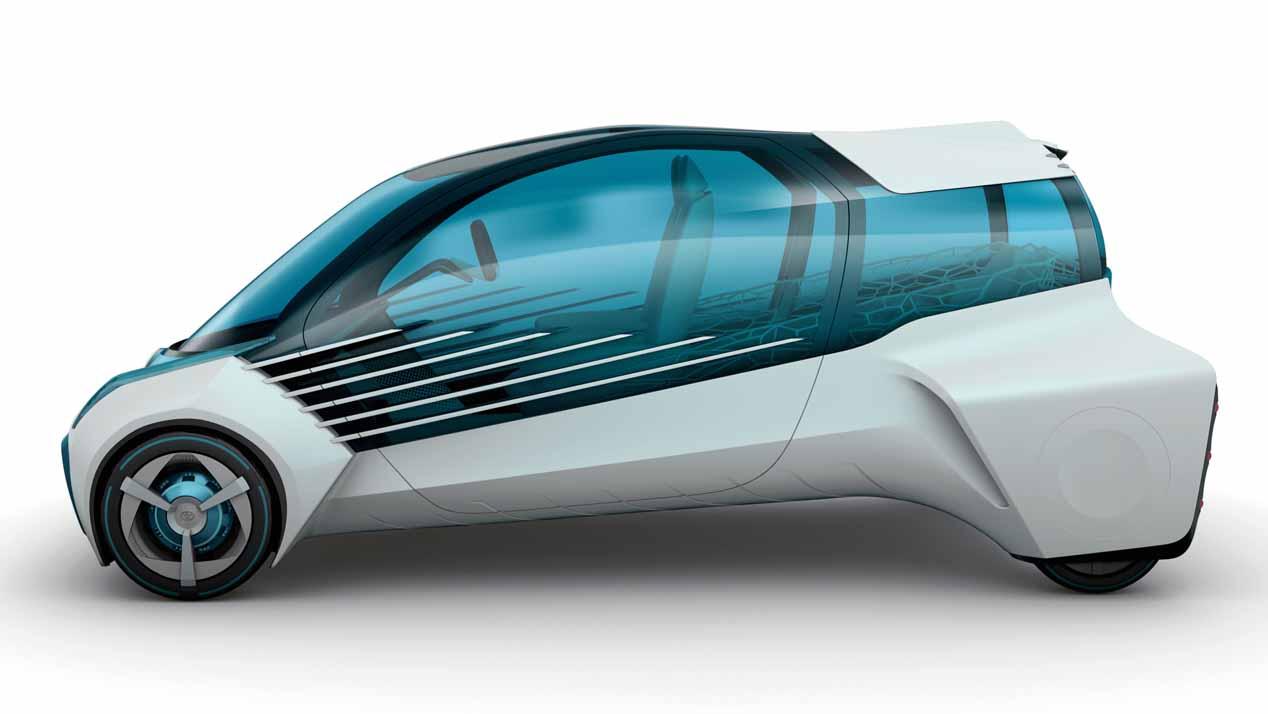Toyota FCV Plus: fuente portátil de energía