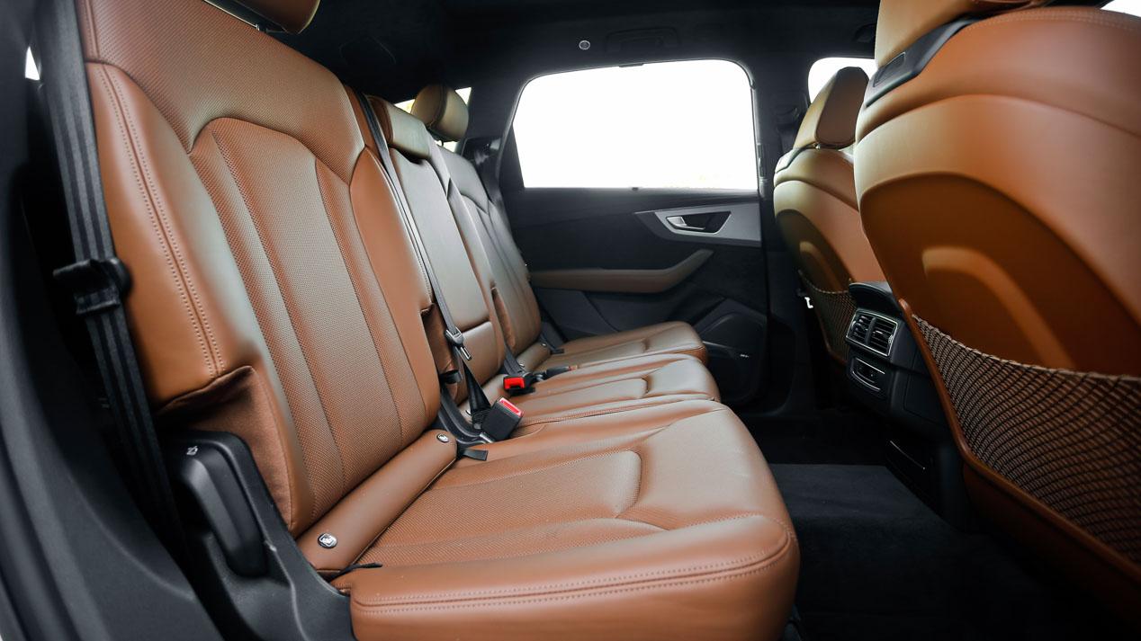 Audi Q7 e-tron, BMW X5 40e y Volvo XC90 T8 Twin Engine