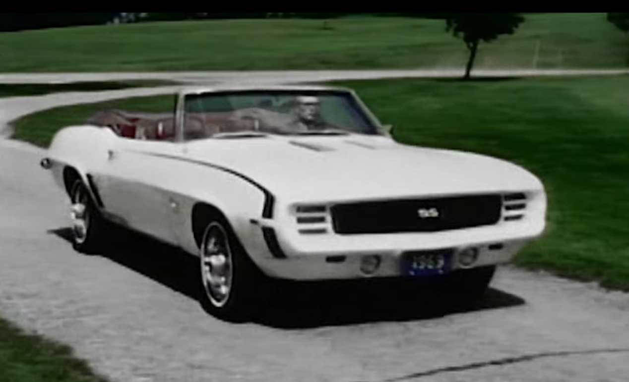 50 años de historia del Chevrolet Camaro
