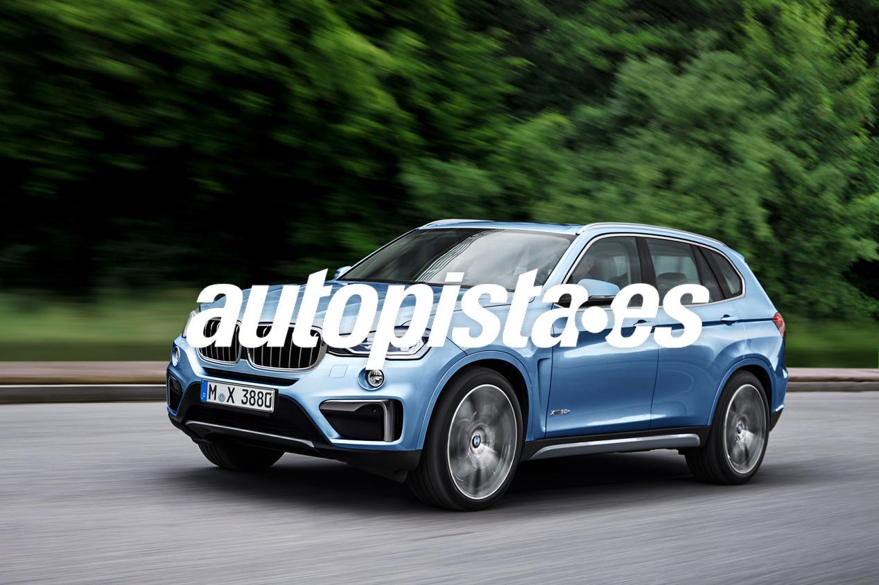 Futuros BMW X3 eléctrico y Mini eléctricos, primeras fotos