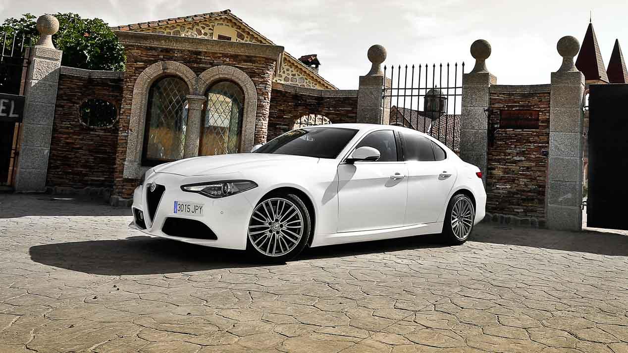 Superprueba: Alfa Romeo Giulia 2.2 Diesel 180 CV