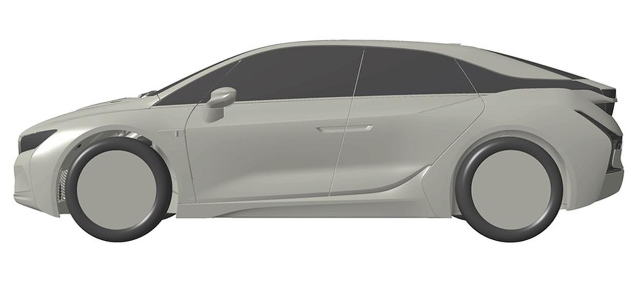 BMW i5 2020: primeras fotos y dibujos