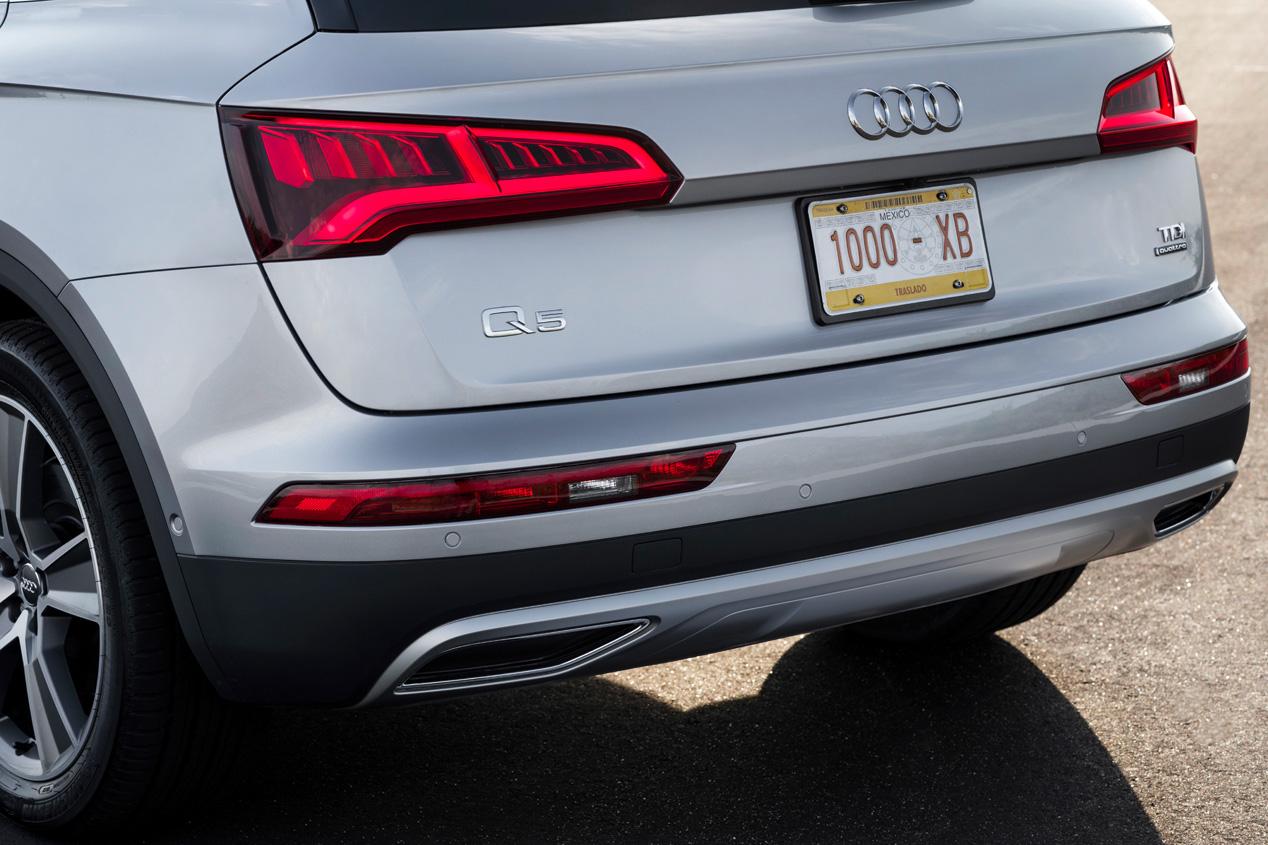 Nuestra prueba del Audi Q5 2017, en fotos