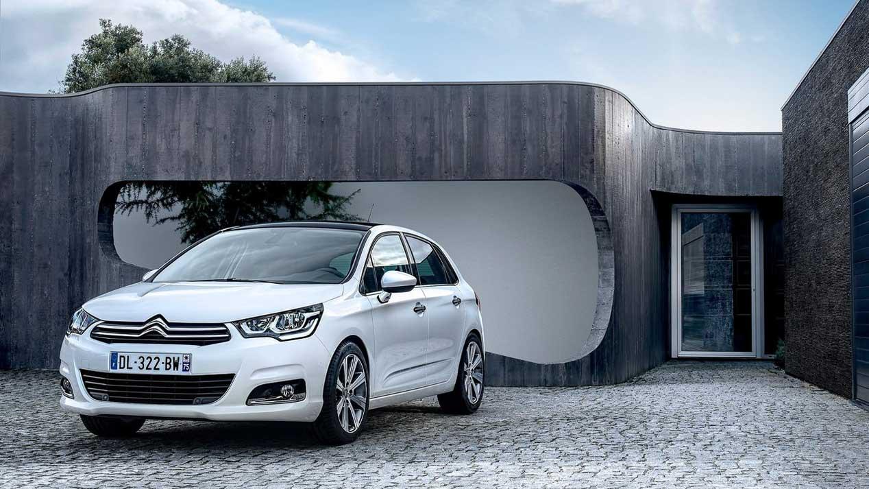 Citroën C4: más equipamiento de serie en toda la gama