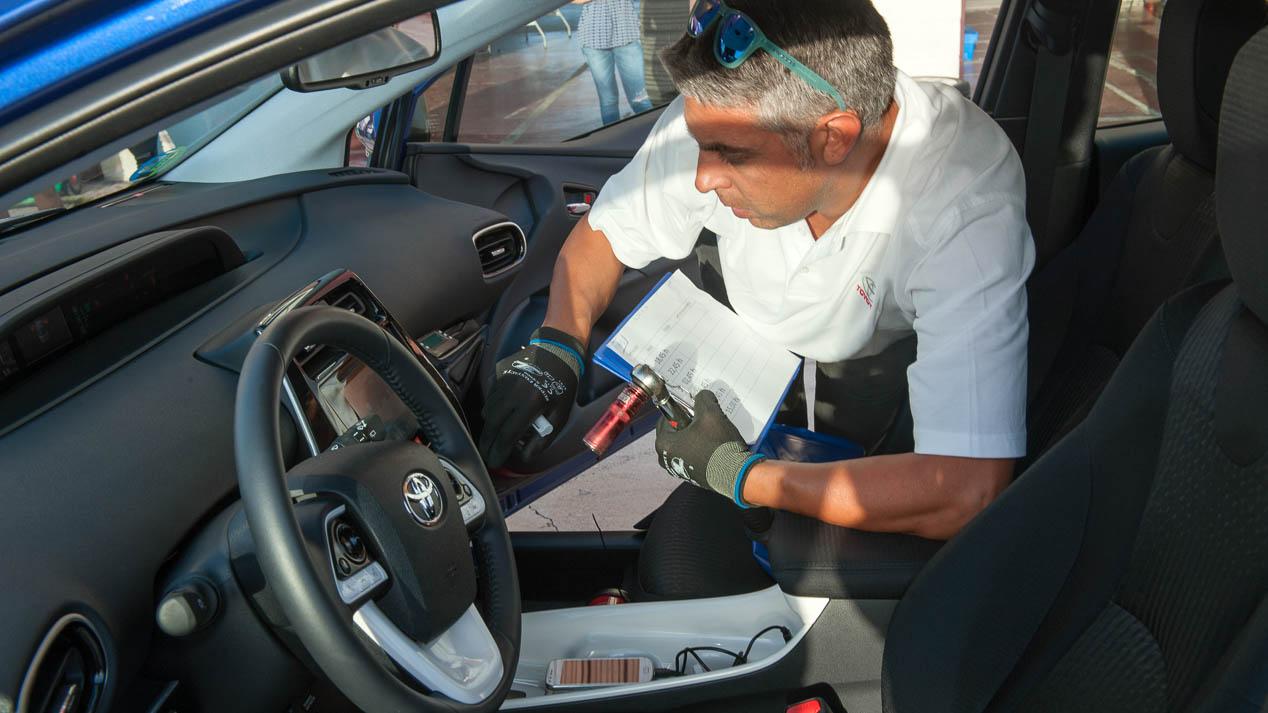 Tercera edición de las 24 horas híbridas de Toyota en imágenes