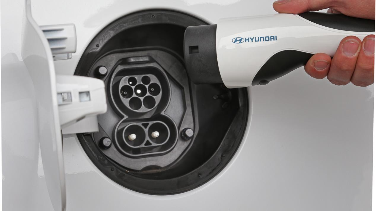 Hyundai Ioniq eléctrico: ya tiene precios