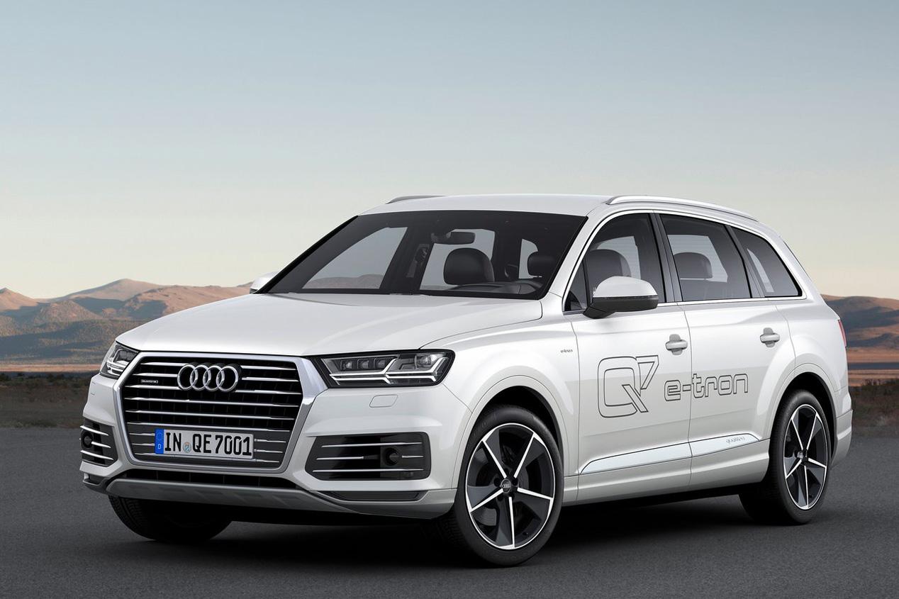 El nuevo VW Touareg 2017 frente a sus competidores