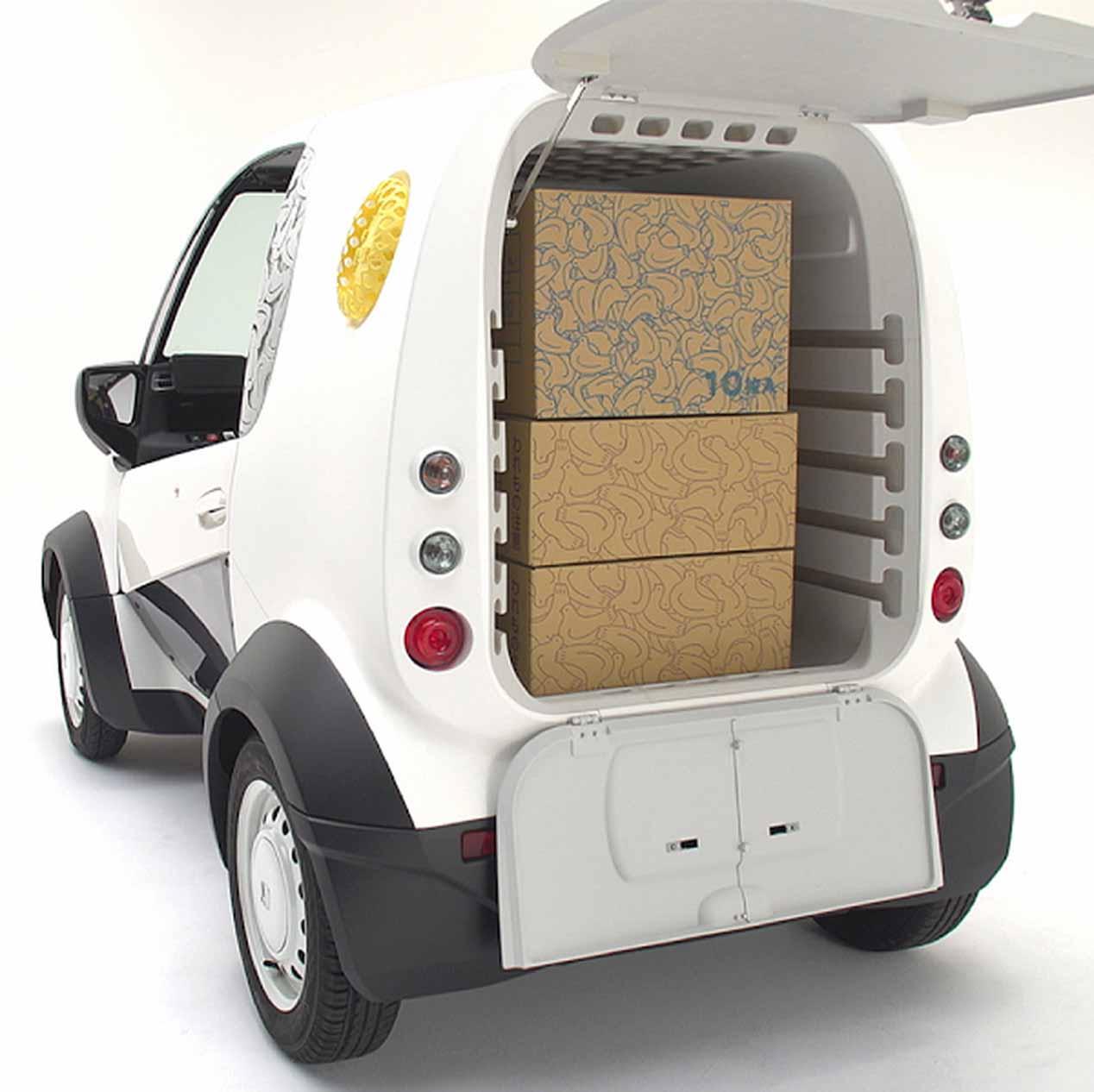 Impresión de carrocerías 3D para Honda