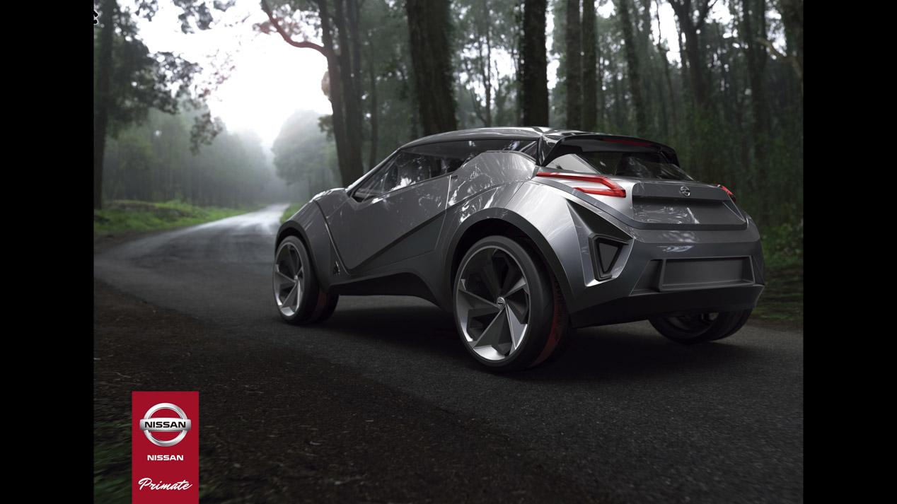 Ganador Concurso de Diseño Autopista, Nissan y UPV 2016