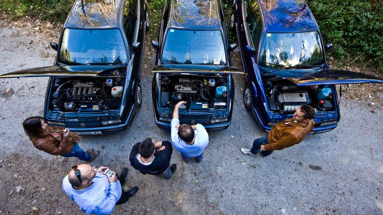 Volkswagen Corrado: probamos un deportivo mítico