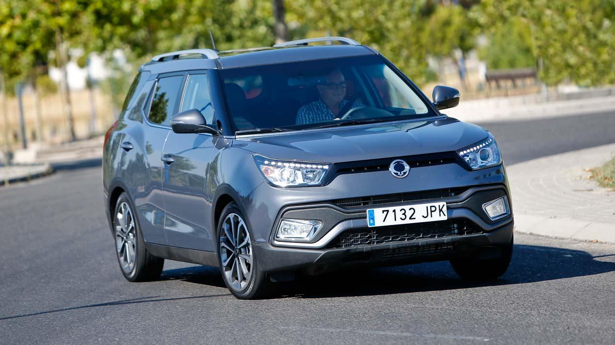 SangYong XLV, el SUV con ambición monovolumen