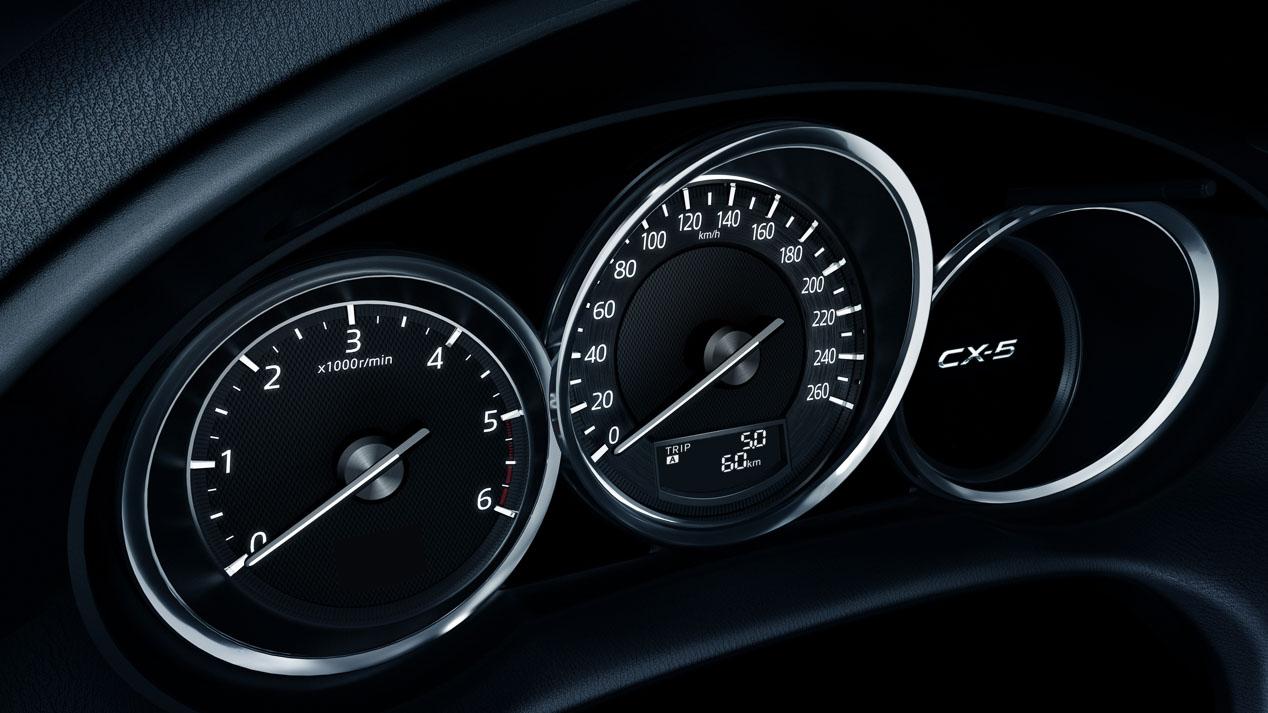 Mazda CX-5 Black Tech Edition: con más equipamiento de serie