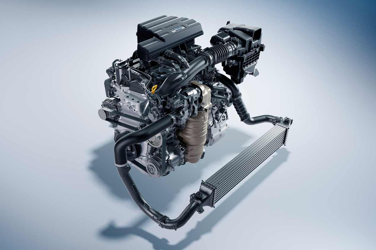 Descubre el Honda CR-V 2017: primeras imágenes