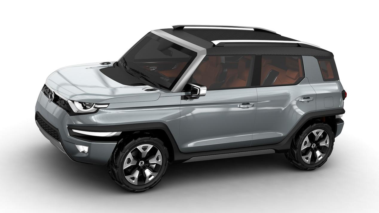 SsangYong tendrá un Korando eléctrico con 300 km de autonomía