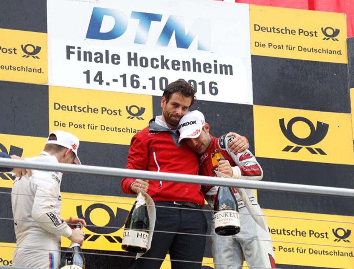 DTM Finale: Miguel Molina gana su segunda carrera del año