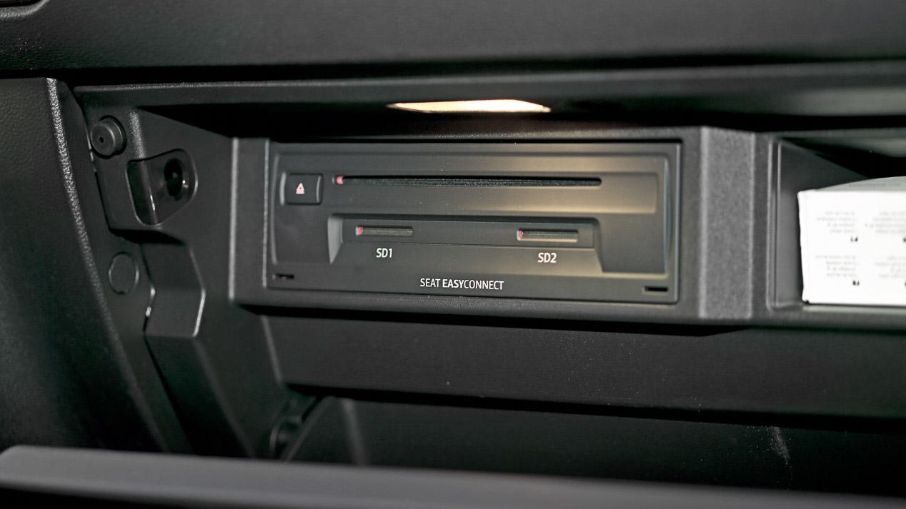 La tecnología de conectividad del Seat Ateca