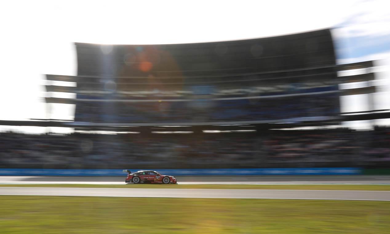 De carreras: Rallycross, DTM y WEC (17 de octubre)