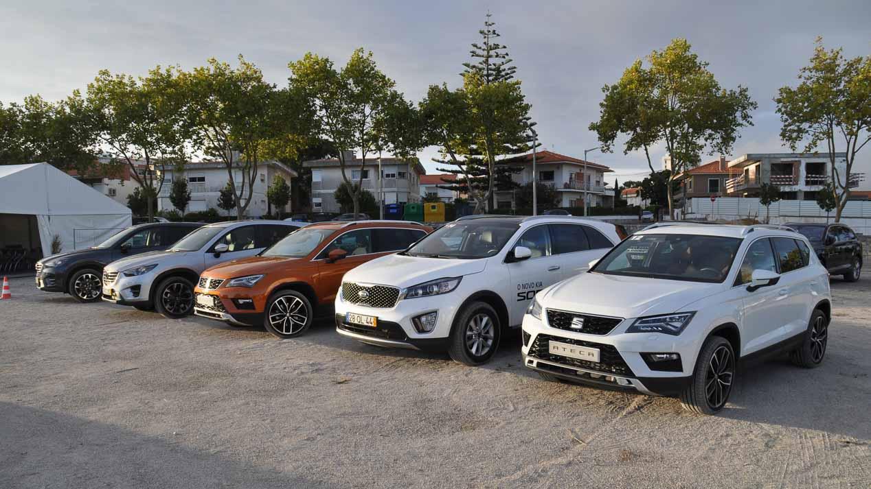 Test The Best SUV: el mejor evento de España para probar coches
