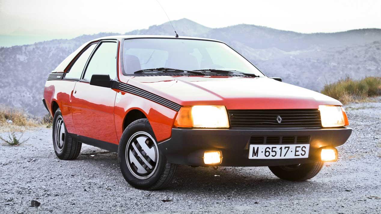 Probamos el Renault Fuego, un deportivo para el recuerdo