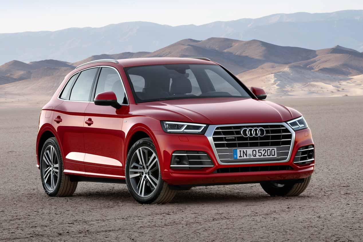 Audi Q5 2017, ya a la venta en Europa