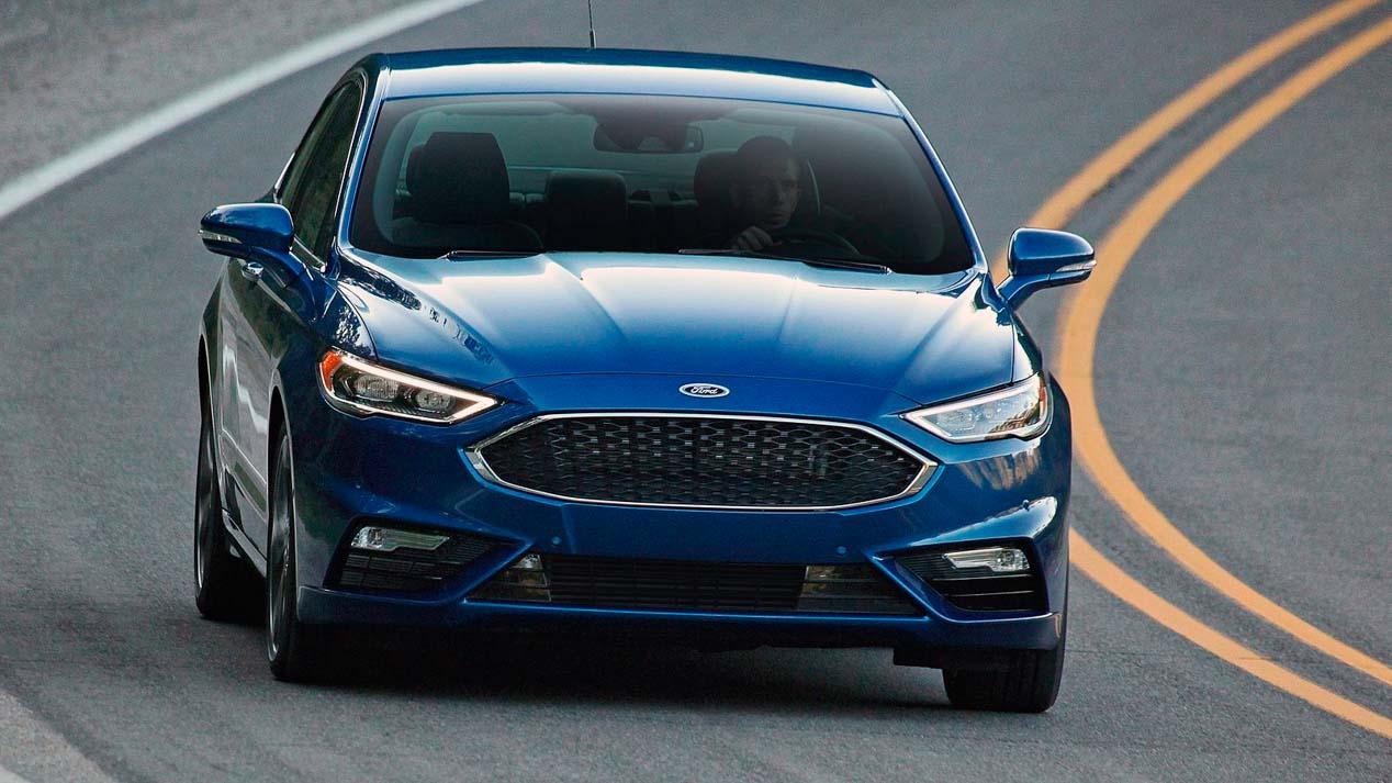 Ford Fusion, el Mondeo americano será más deportivo y con menos emisiones